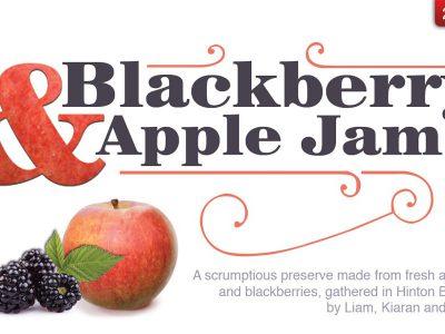 Preserve (Jam) Labels - Banner