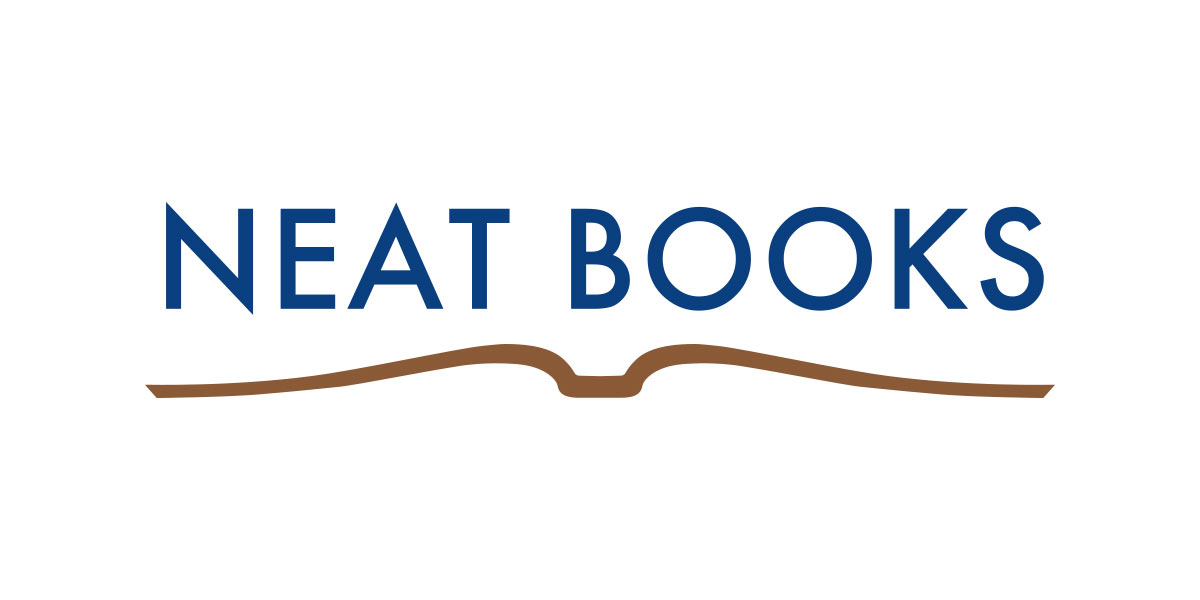 Neat Books Logo Design