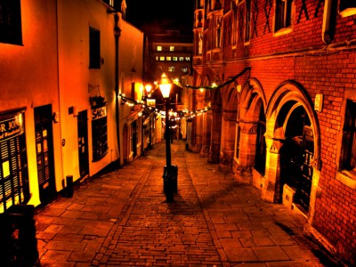 Bristol's Christmas Steps