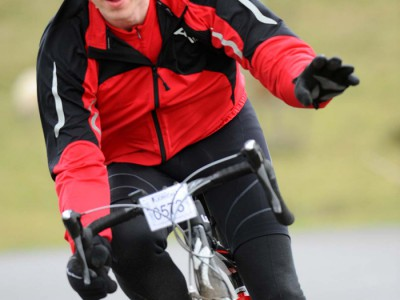 Cycling the Lionheart sportive