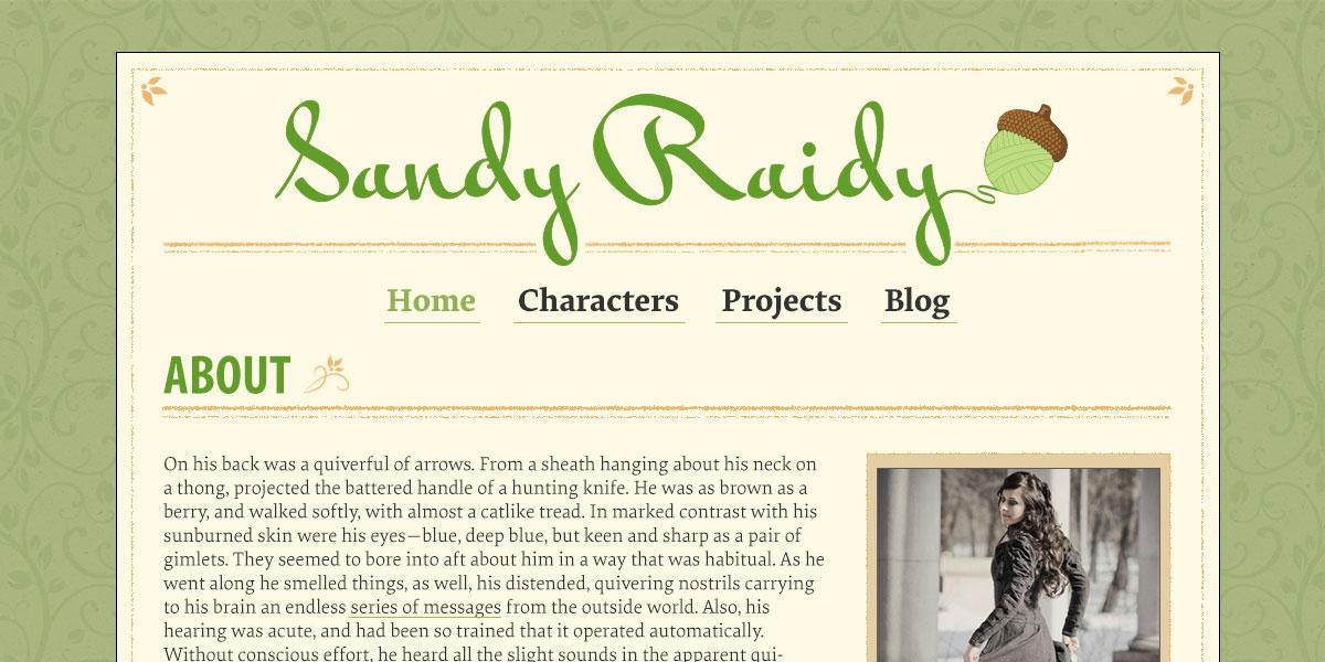 Historical Reenactment Costumes Website