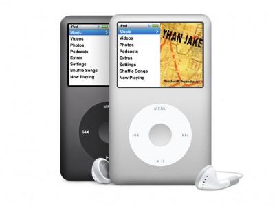 Apple's iPod Classic