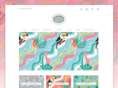 Sarah Prosser Website Thumbnail